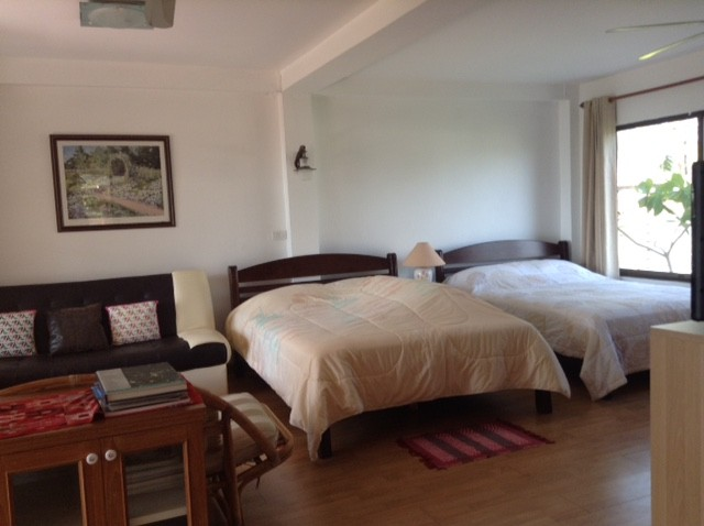 haad chao samran family accommodation