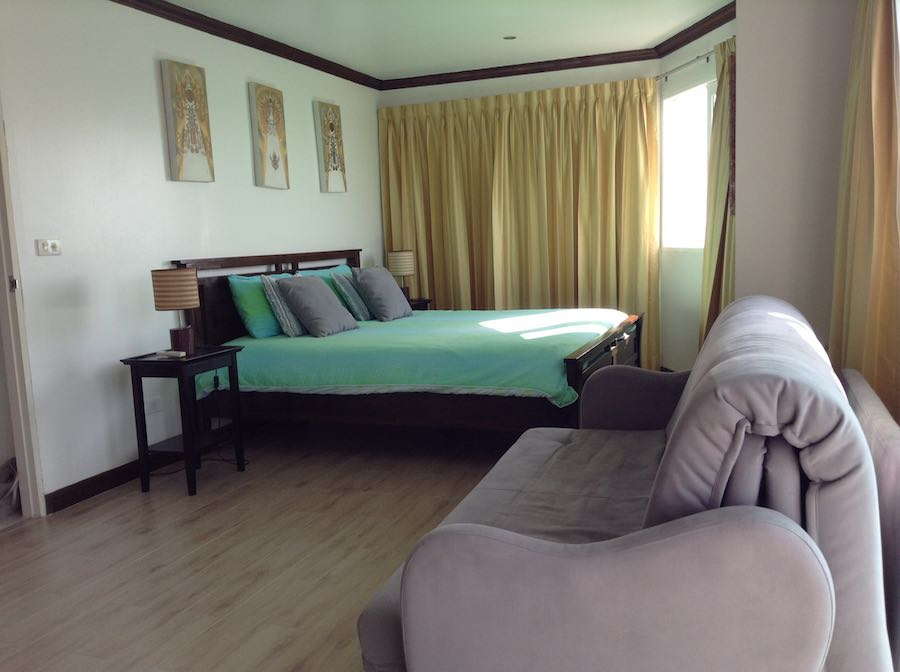 chaam condo for holiday rental