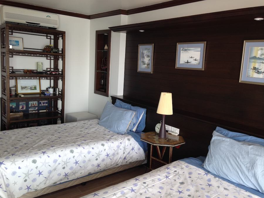 chaam holiday condo for rent